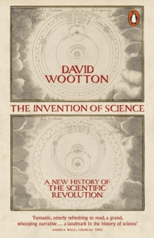 The Invention Of Science,, Paperback Book