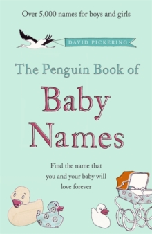 The Penguin Book of Baby Names, Paperback