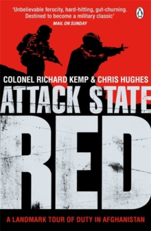 Attack State Red, Paperback Book