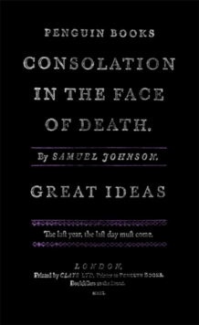 Consolation in the Face of Death, Paperback