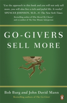 Go-Givers Sell More, Paperback Book