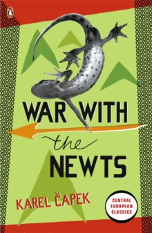 War with the Newts, Paperback