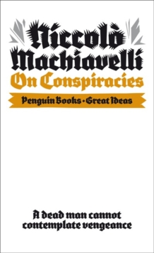 On Conspiracies, Paperback Book