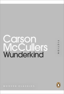 Wunderkind, Paperback Book