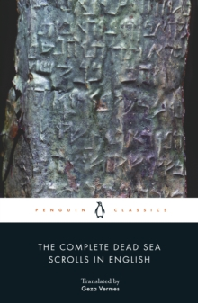 The Complete Dead Sea Scrolls in English, Paperback