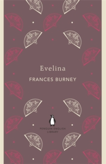 Evelina, Paperback Book