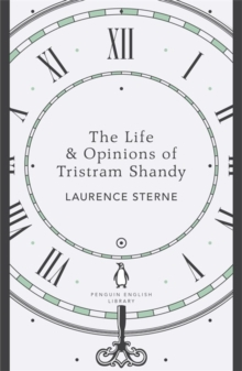 The Life & Opinions Of Tristram Shandy, TheThe, Paperback Book