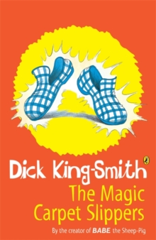 The Magic Carpet Slippers, Paperback