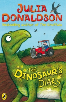 The Dinosaur's Diary, Paperback Book