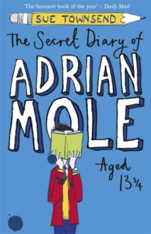 The Secret Diary of Adrian Mole Aged 13 3/4, Paperback