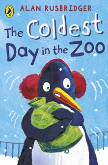 The Coldest Day in the Zoo, Paperback Book