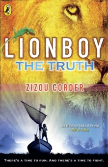 Lionboy: The Truth, Paperback
