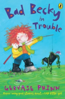 Bad Becky in Trouble, Paperback Book
