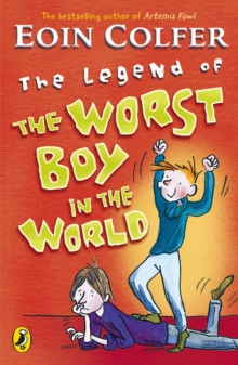 The Legend of the Worst Boy in the World, Paperback
