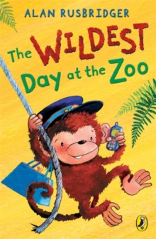 The Wildest Day at the Zoo, Paperback Book