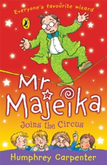 Mr Majeika Joins the Circus, Paperback
