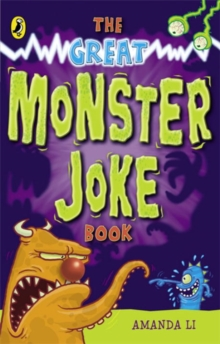 The Great Monster Joke Book, Paperback Book