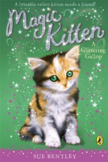 Magic Kitten: A Glittering Gallop, Paperback