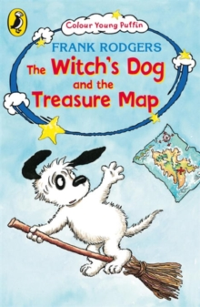 The Witch's Dog and the Treasure Map, Paperback Book