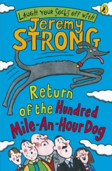 Return of the Hundred-mile-an-hour Dog, Paperback