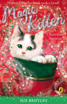 Magic Kitten: A Christmas Surprise, Paperback Book