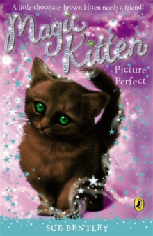 Magic Kitten: Picture Perfect, Paperback