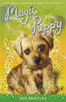 Magic Puppy: Twirling Tails, Paperback