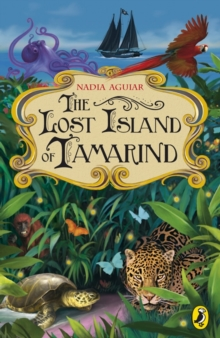 The Lost Island of Tamarind, Paperback