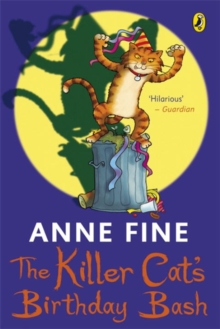 The Killer Cat's Birthday Bash, Paperback