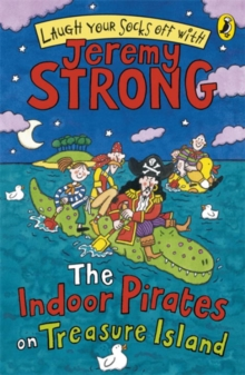The Indoor Pirates on Treasure Island, Paperback
