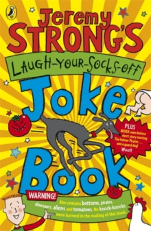 Jeremy Strong's Laugh-Your-Socks-Off Joke Book, Paperback