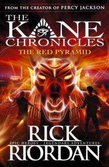 The Red Pyramid, Paperback