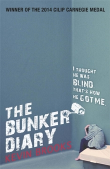 The Bunker Diary, Paperback Book