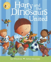 Harry and the Dinosaurs United, Paperback