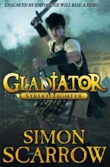 Gladiator: Street Fighter, Paperback Book