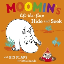 Moomin's Lift-the-flap Hide and Seek, Paperback