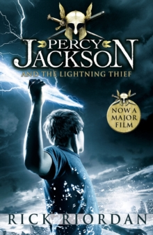 Percy Jackson and the Lightning Thief, Paperback