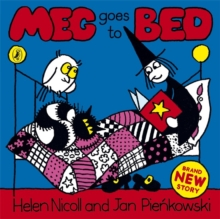 Meg Goes to Bed, Paperback