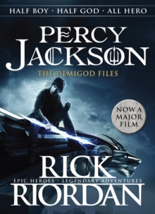 Percy Jackson: The Demigod Files, Paperback