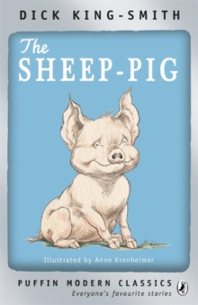 The Sheep-pig, Paperback Book