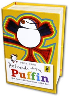 Postcards from Puffin : 100 Book Covers in One Box, Paperback