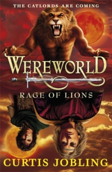 Rage of Lions, Paperback Book