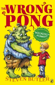 The Wrong Pong, Paperback