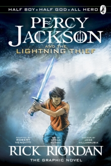 Percy Jackson and the Lightning Thief: The Graphic Novel : Bk. 1, Paperback