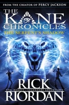 The Serpent's Shadow, Paperback