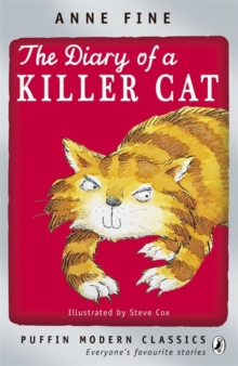 The Diary Of A Killer Cat,, Paperback Book