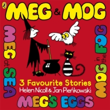 Meg and Mog: Three Favourite Stories, Paperback