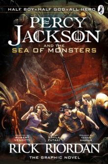 Percy Jackson and the Sea of Monsters: The Graphic Novel : Bk. 2, Paperback