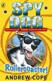 Spy Dog: Rollercoaster!, Paperback Book