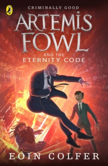 Artemis Fowl and the Eternity Code, Paperback